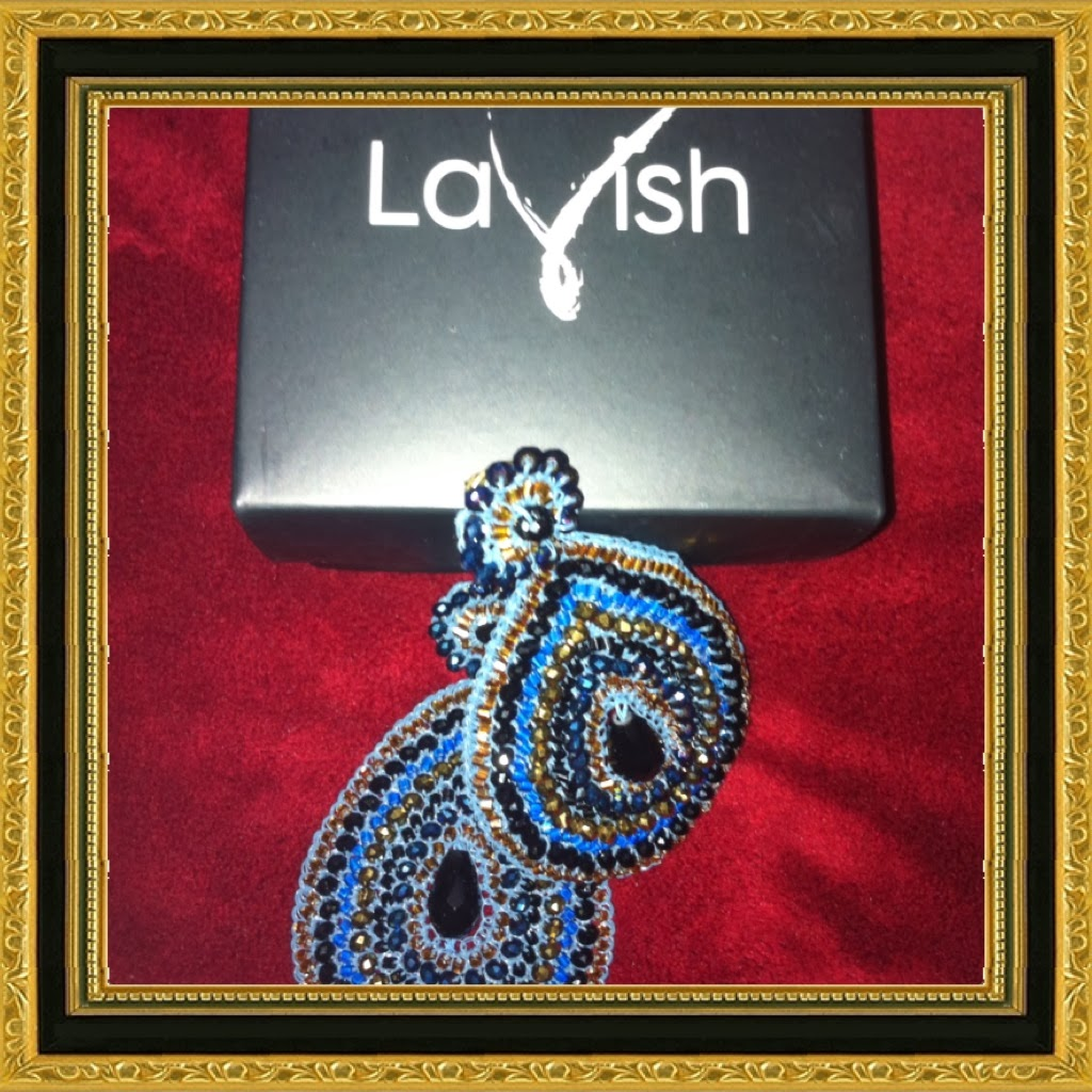 Lavish by Tricia Milaneze